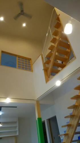 吹抜け階段