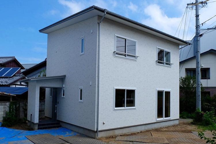 「熟練の職人による手造りの家」完成見学会@松本市中央