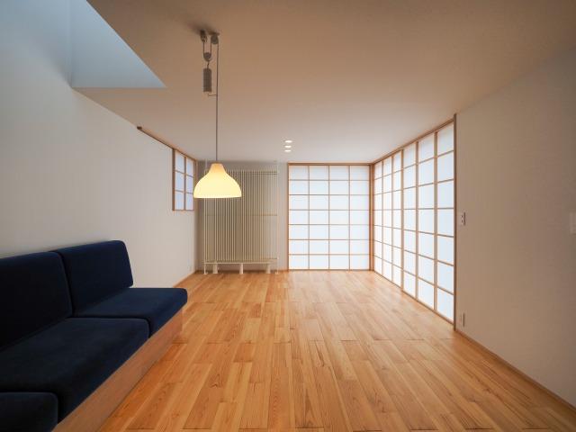 松本市 惣社の家