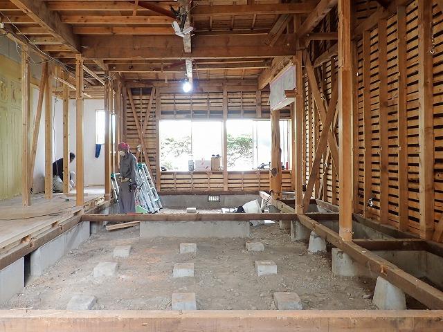 和室3部屋を2世帯同居のためにリフォーム